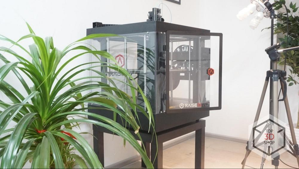 Обзор 3D-принтеров Raise3D - 28