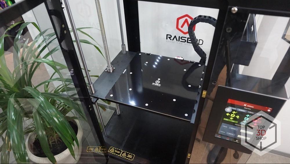 Обзор 3D-принтеров Raise3D - 30