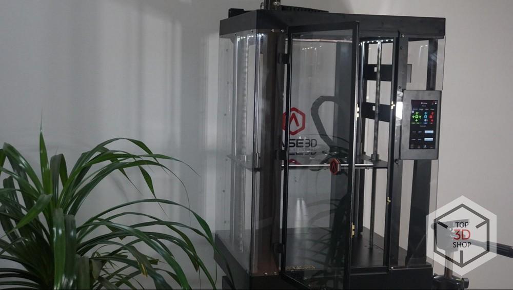 Обзор 3D-принтеров Raise3D - 32