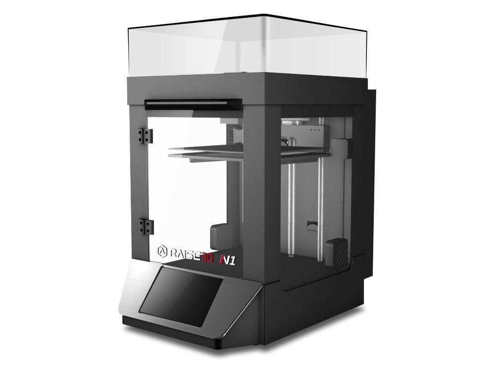 Обзор 3D-принтеров Raise3D - 4