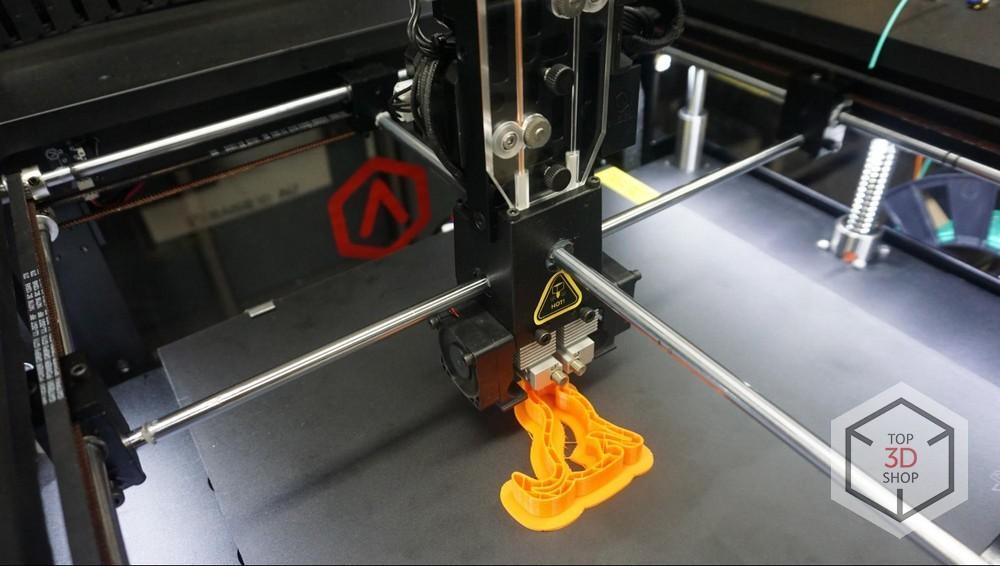 Обзор 3D-принтеров Raise3D - 6