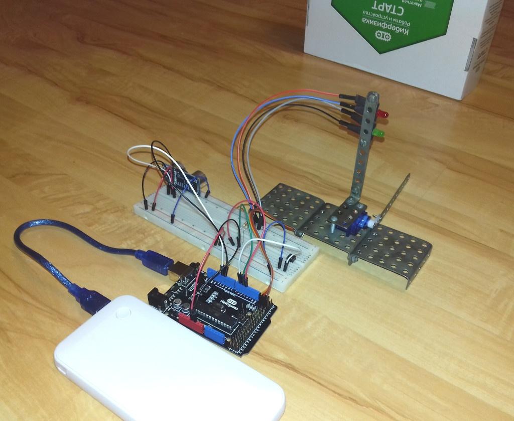 Обзор online-курса по ардуино-робототехнике от МФТИ (третья неделя) - 6