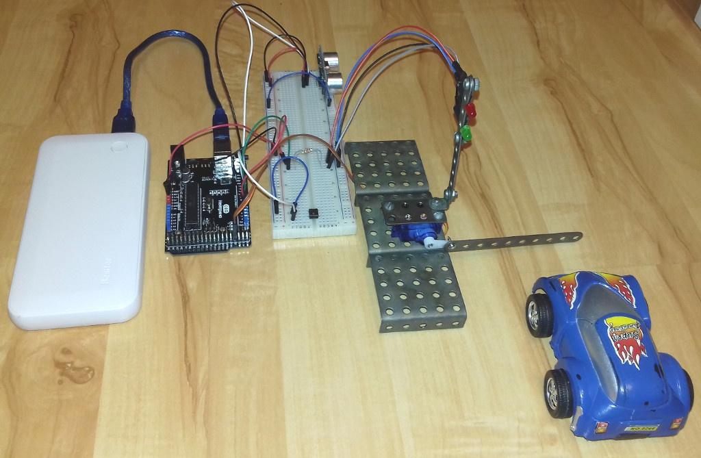 Обзор online-курса по ардуино-робототехнике от МФТИ (третья неделя) - 8
