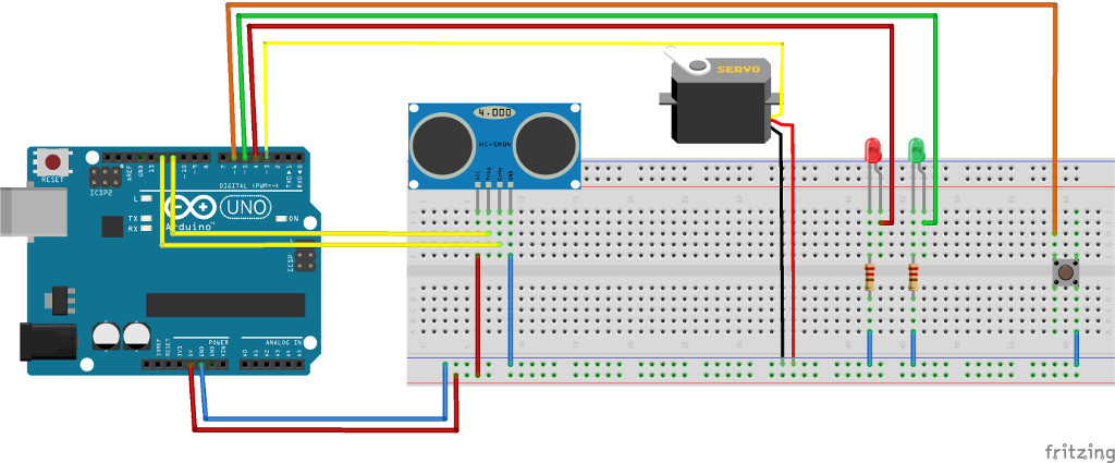 Обзор online-курса по ардуино-робототехнике от МФТИ (третья неделя) - 9