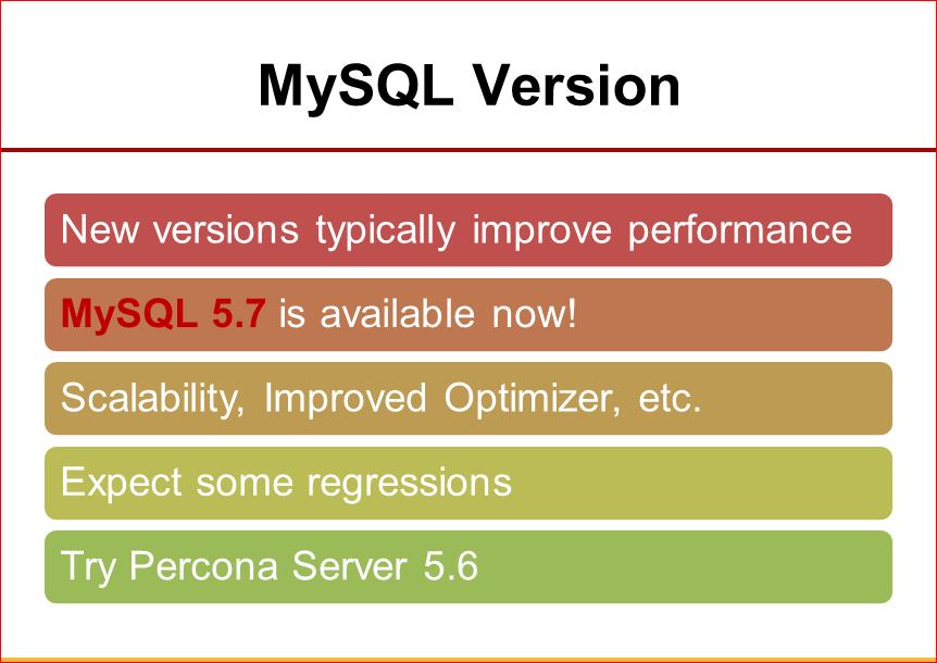 Практическая оптимизация MySQL: измерять, чтобы ускорять - 32