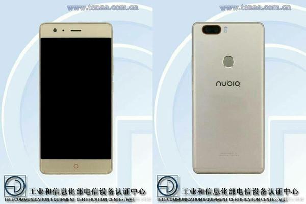 В базе данных TENAA замечен смартфон Nubia Z17