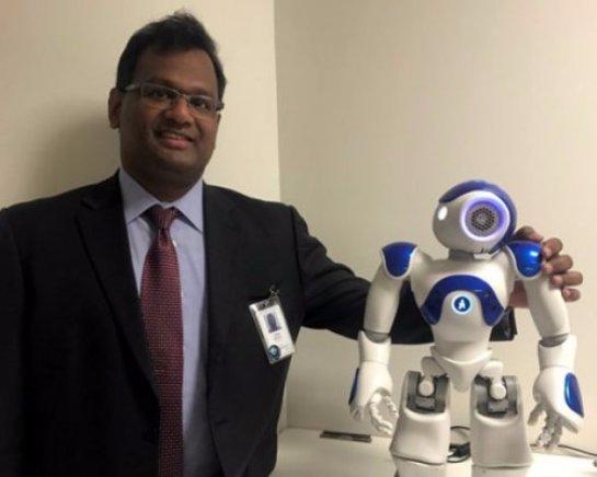 В Тасмании задействовали робота-врача