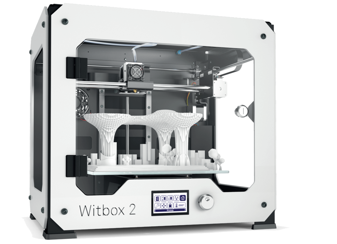 3D-печать на Urban Fest 2017 - 3