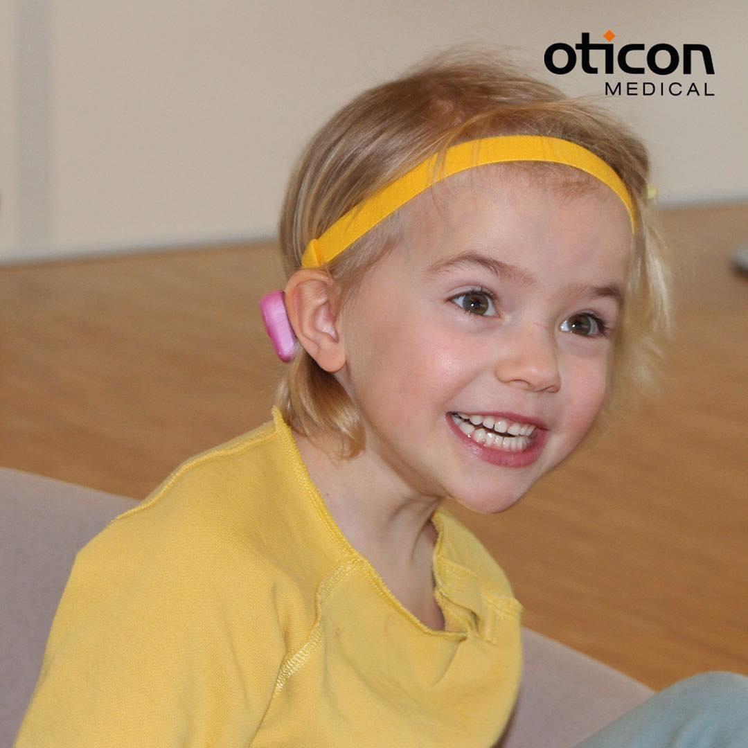 Oticon представили неимплантируемый слуховой аппарат для детей на базе технологии костной проводимости - 1