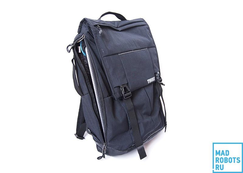 Thule Paramount TFDP-115: отличный рюкзак для города и коротких путешествий - 1