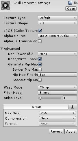 Unity3D. Балуемся с мешем. Часть 1 — Генерация меша с помощью карты высот - 3