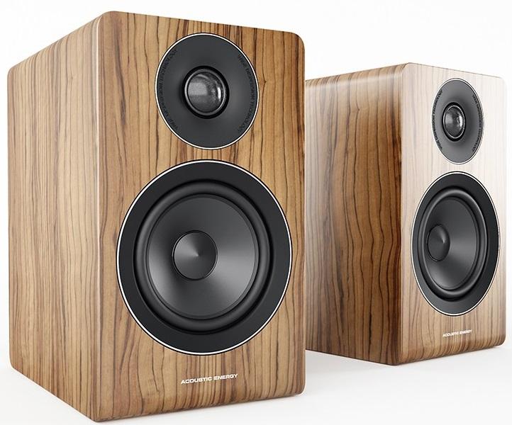 Серия Acoustic Energy AE109 стала наследницей модели 1996 года