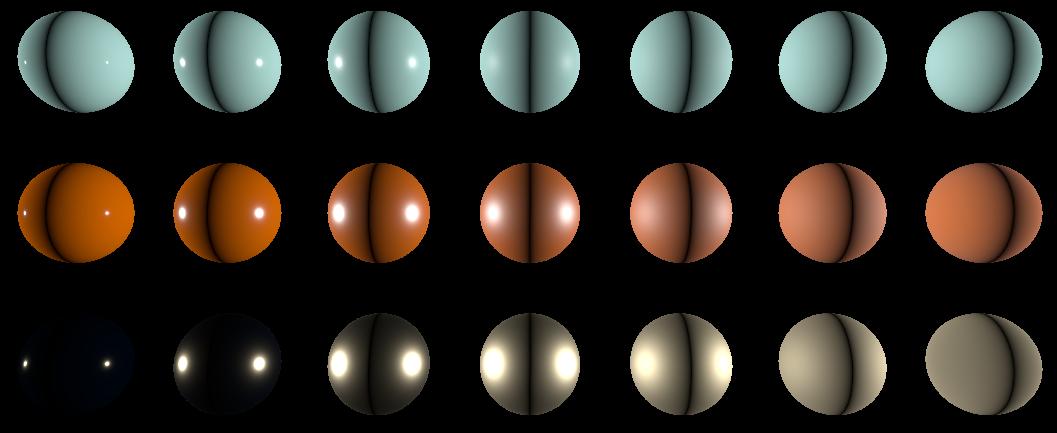 Готовим Physically Based Rendering + Image-based Lighting. Теория+практика. Шаг за шагом - 22