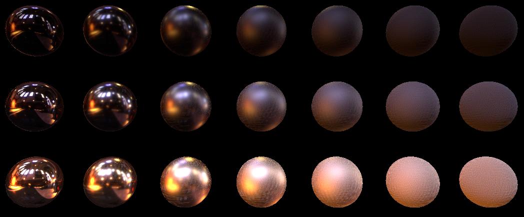 Готовим Physically Based Rendering + Image-based Lighting. Теория+практика. Шаг за шагом - 32