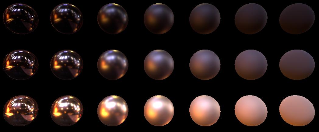 Готовим Physically Based Rendering + Image-based Lighting. Теория+практика. Шаг за шагом - 37