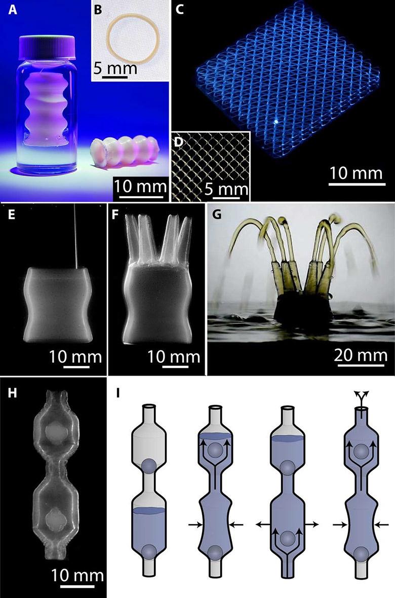 Инженеры освоили 3D-печать силиконом внутри микрогеля - 2