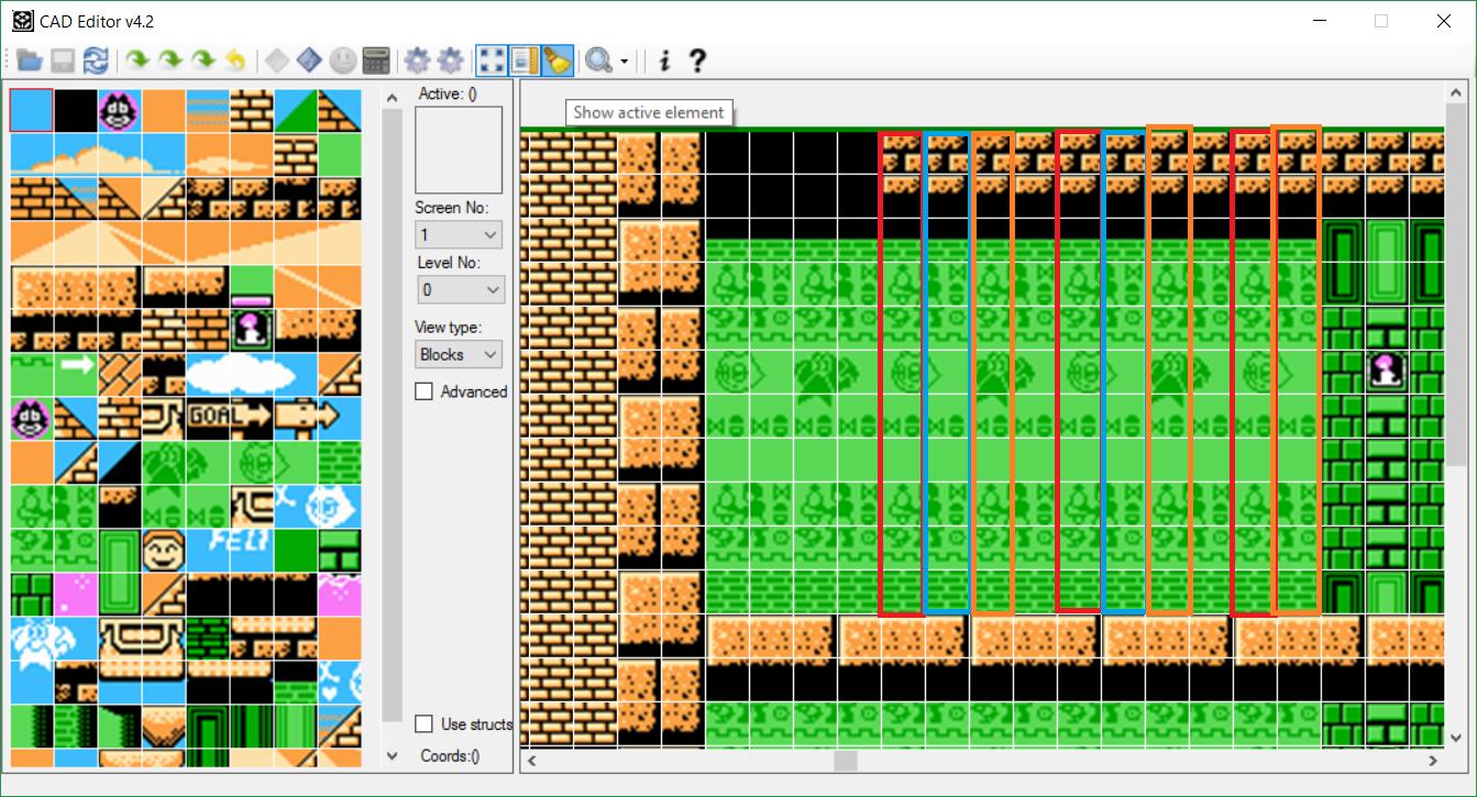 Использование инструментов исследования NES-игр на примере разбора формата компрессии игры Felix The Cat - 10
