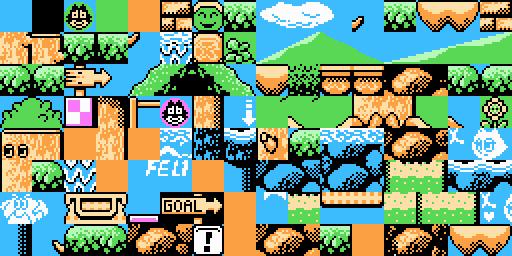 Использование инструментов исследования NES-игр на примере разбора формата компрессии игры Felix The Cat - 5