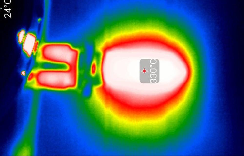 Обзор тепловизора Seek Thermal Compact PRO - 19