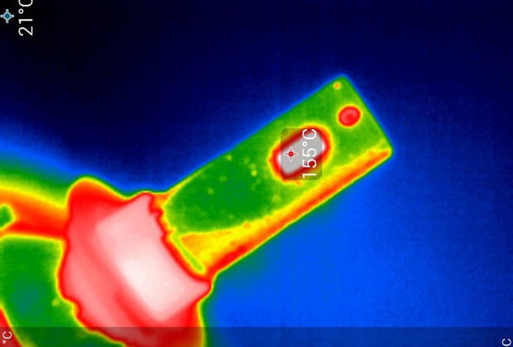 Обзор тепловизора Seek Thermal Compact PRO - 27