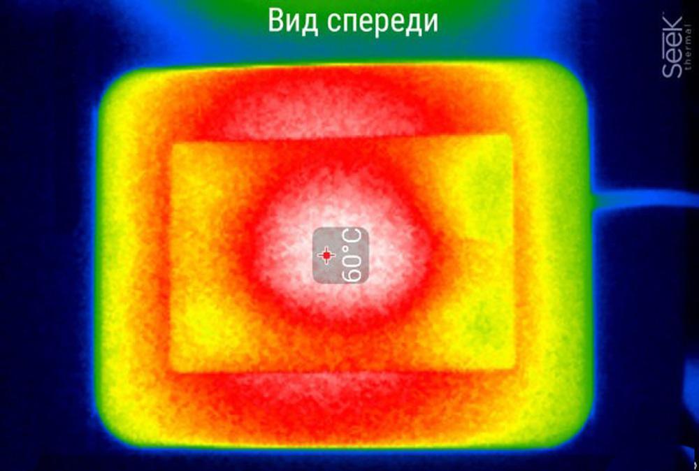 Обзор тепловизора Seek Thermal Compact PRO - 32