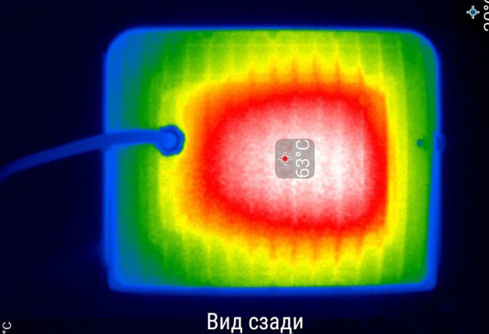 Обзор тепловизора Seek Thermal Compact PRO - 33