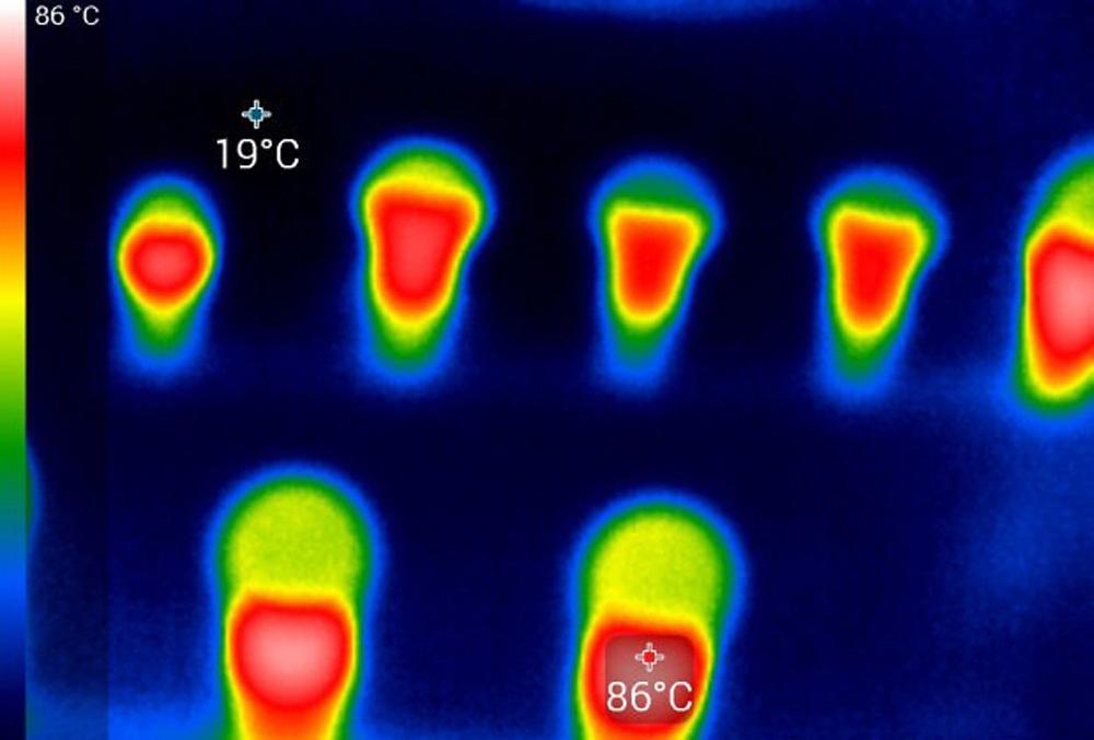 Обзор тепловизора Seek Thermal Compact PRO - 36