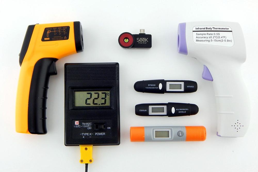 Обзор тепловизора Seek Thermal Compact PRO - 9