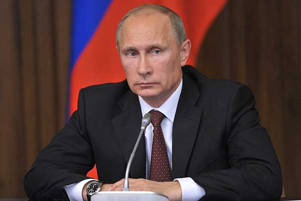 Владимир Путин подписал указ о запрете анонимности в Сети