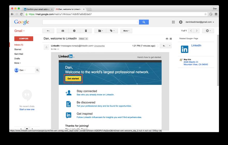 Тёмные паттерны LinkedIn или Почему вам спамят друзья, призывая зарегистрироваться в LinkedIn - 23