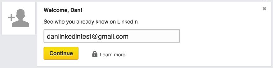 Тёмные паттерны LinkedIn или Почему вам спамят друзья, призывая зарегистрироваться в LinkedIn - 31