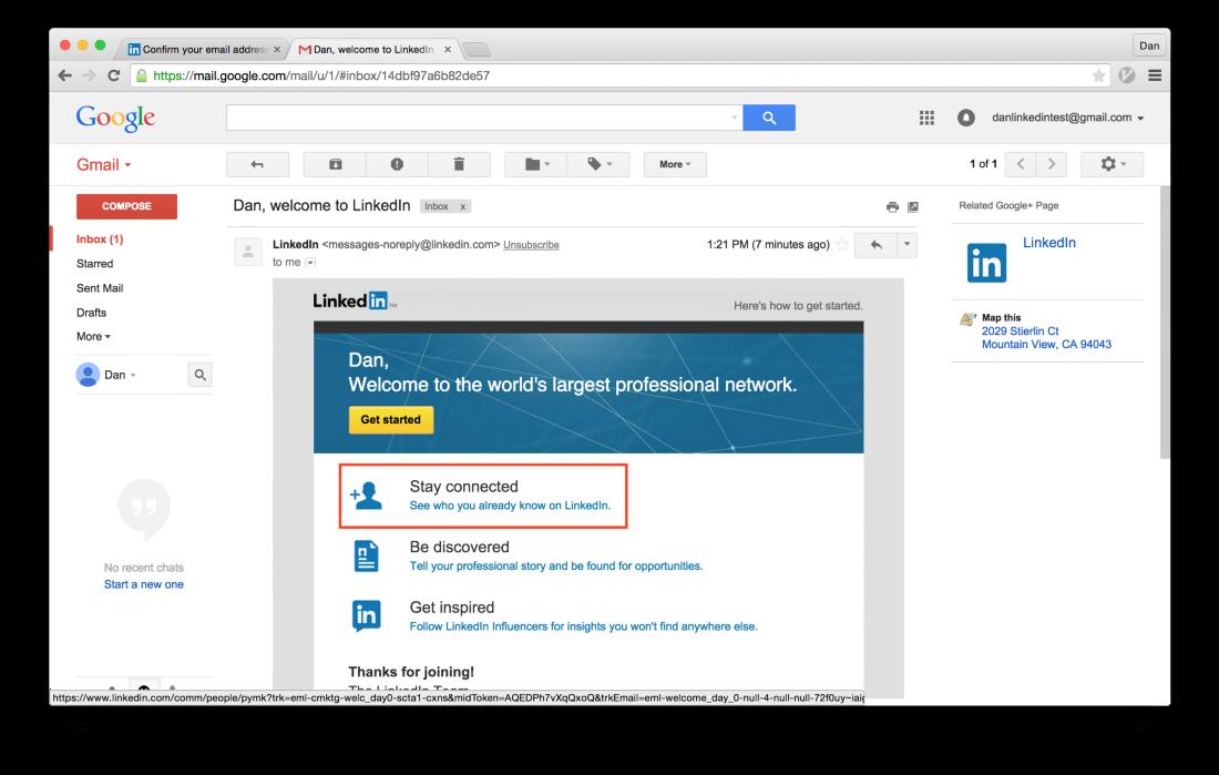 Тёмные паттерны LinkedIn или Почему вам спамят друзья, призывая зарегистрироваться в LinkedIn - 32