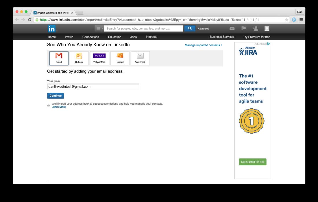 Тёмные паттерны LinkedIn или Почему вам спамят друзья, призывая зарегистрироваться в LinkedIn - 33