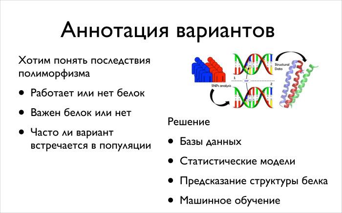Алгоритмические задачи в биоинформатике. Лекция в Яндексе - 12