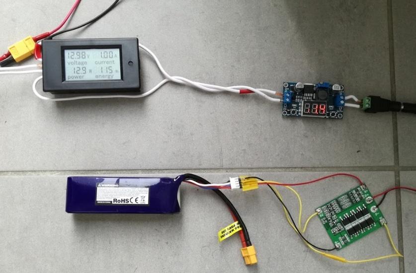 Солнечная батарея на балконе: тестирование аккумулятора и BMS - 5