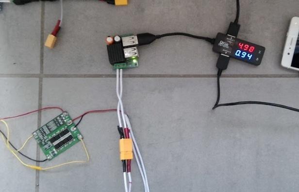 Солнечная батарея на балконе: тестирование аккумулятора и BMS - 8