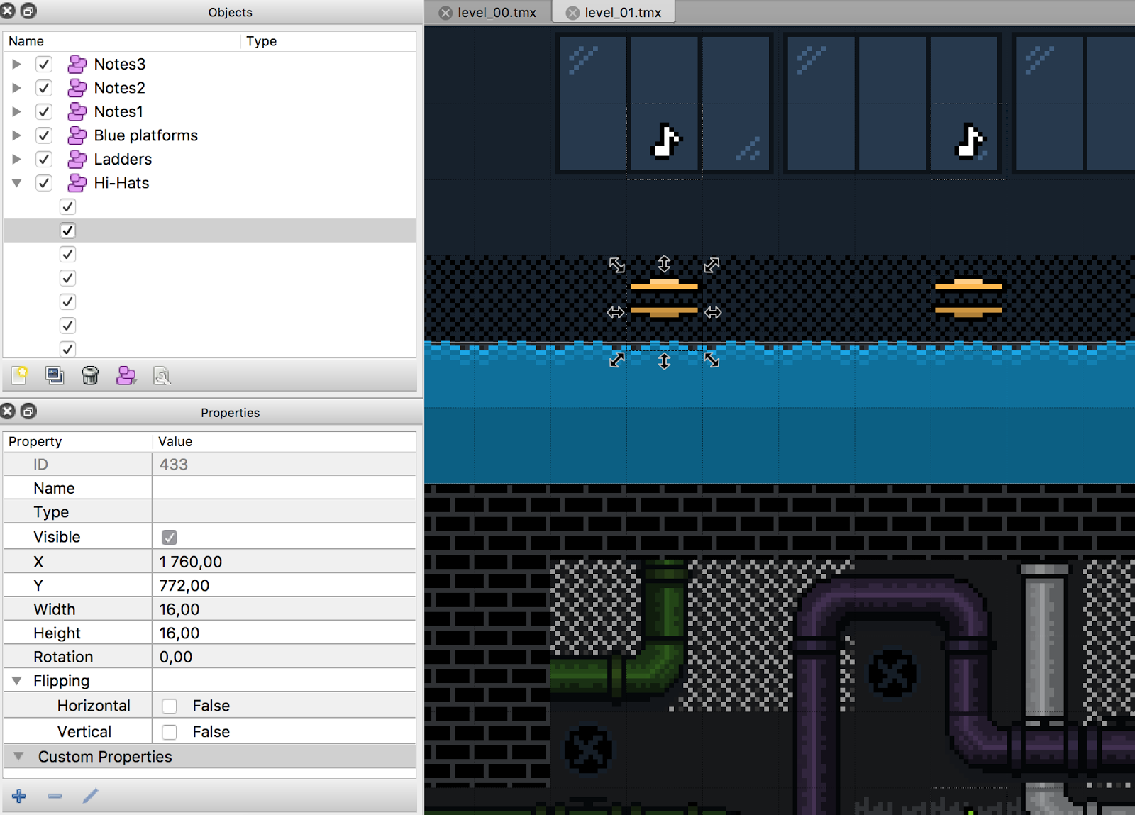 Tiled2Unity: экспорт из Tiled Map Editor в Unity - 14