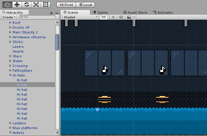 Tiled2Unity: экспорт из Tiled Map Editor в Unity - 15