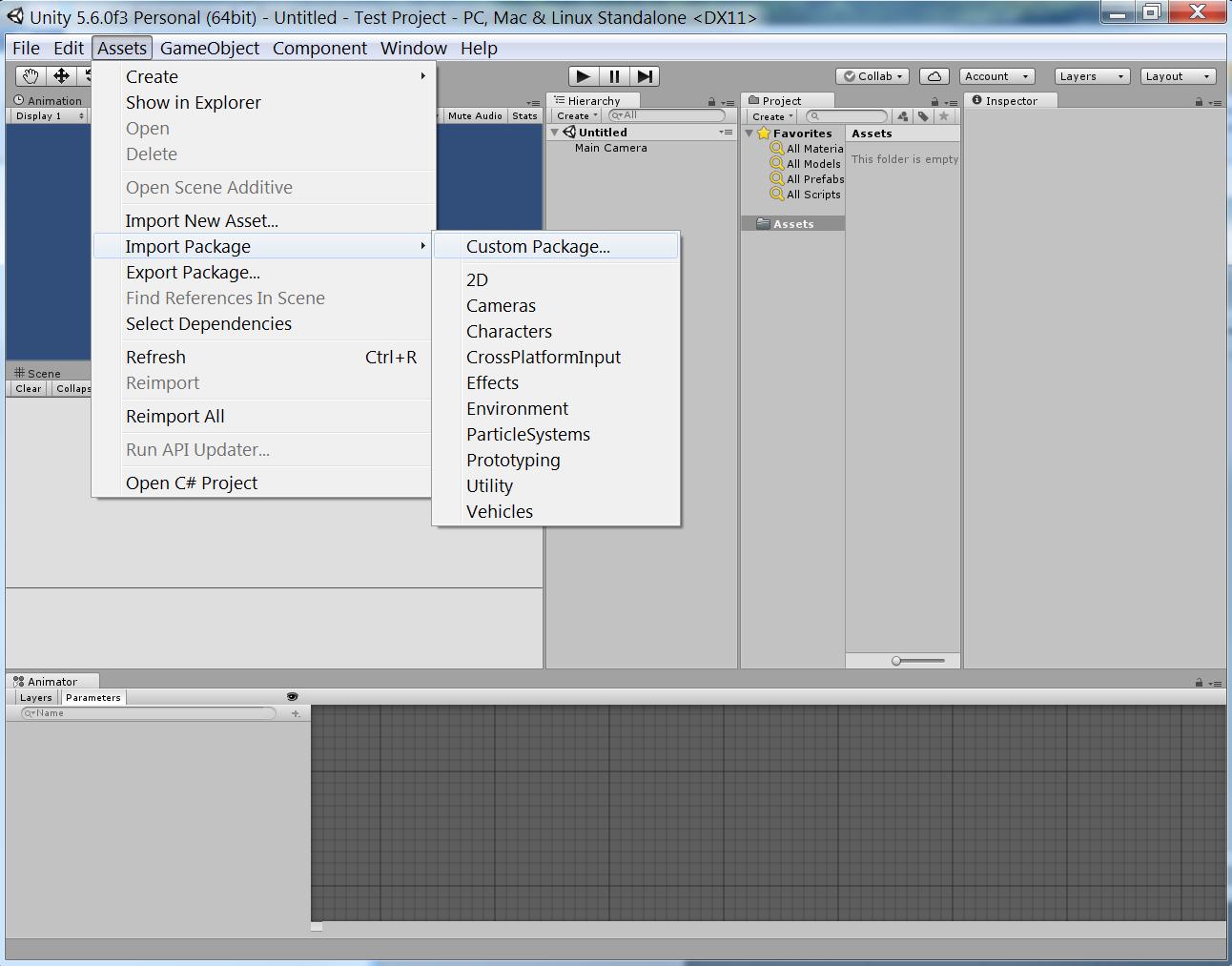 Tiled2Unity: экспорт из Tiled Map Editor в Unity - 1