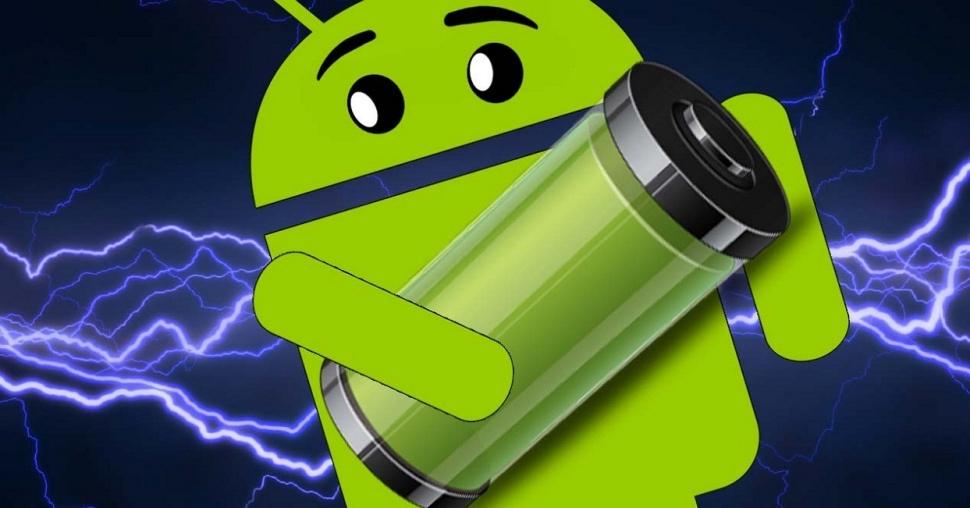 Как увеличить время работы смартфона от батареи - 1