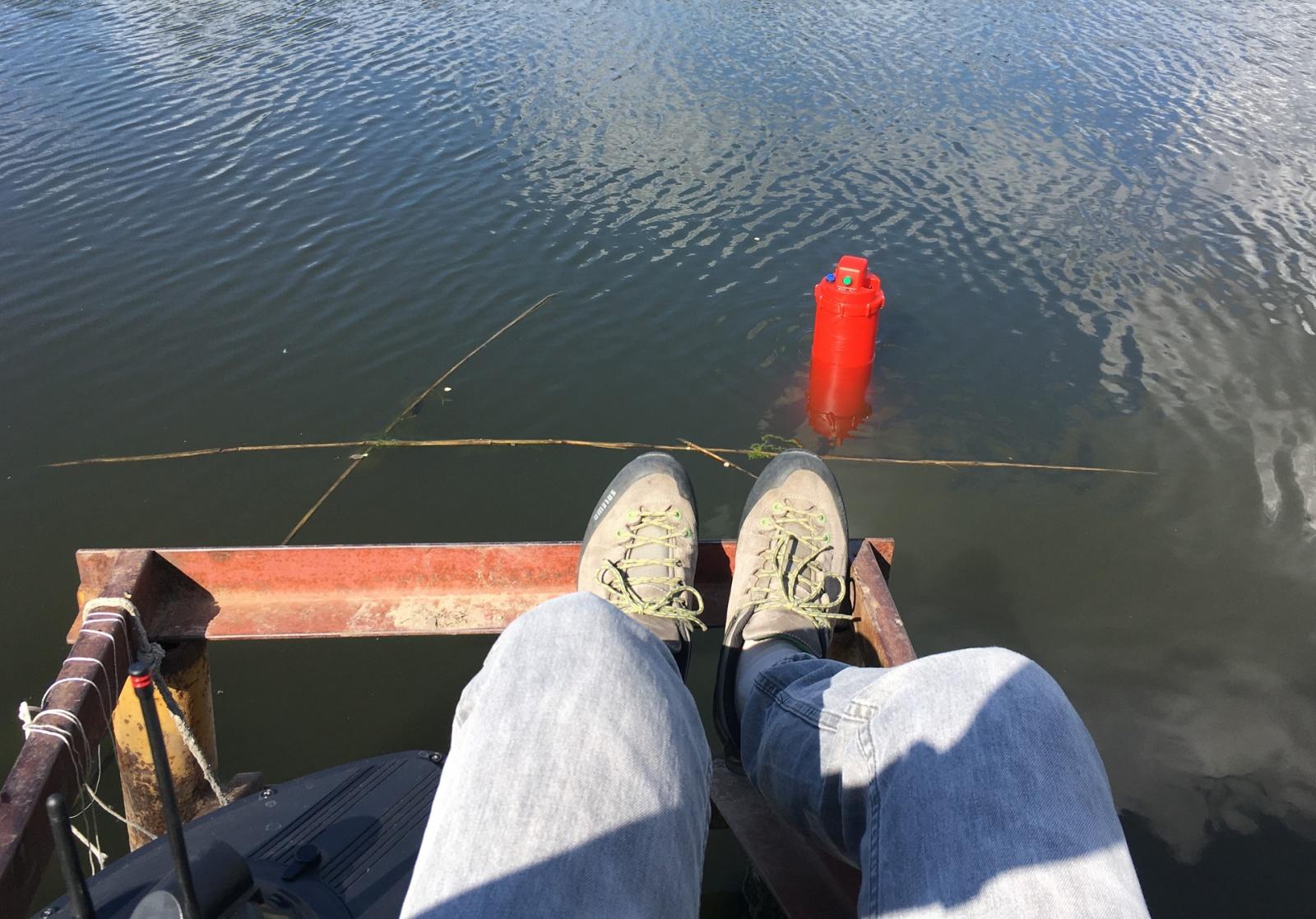 Подводный GPS: продолжение - 4