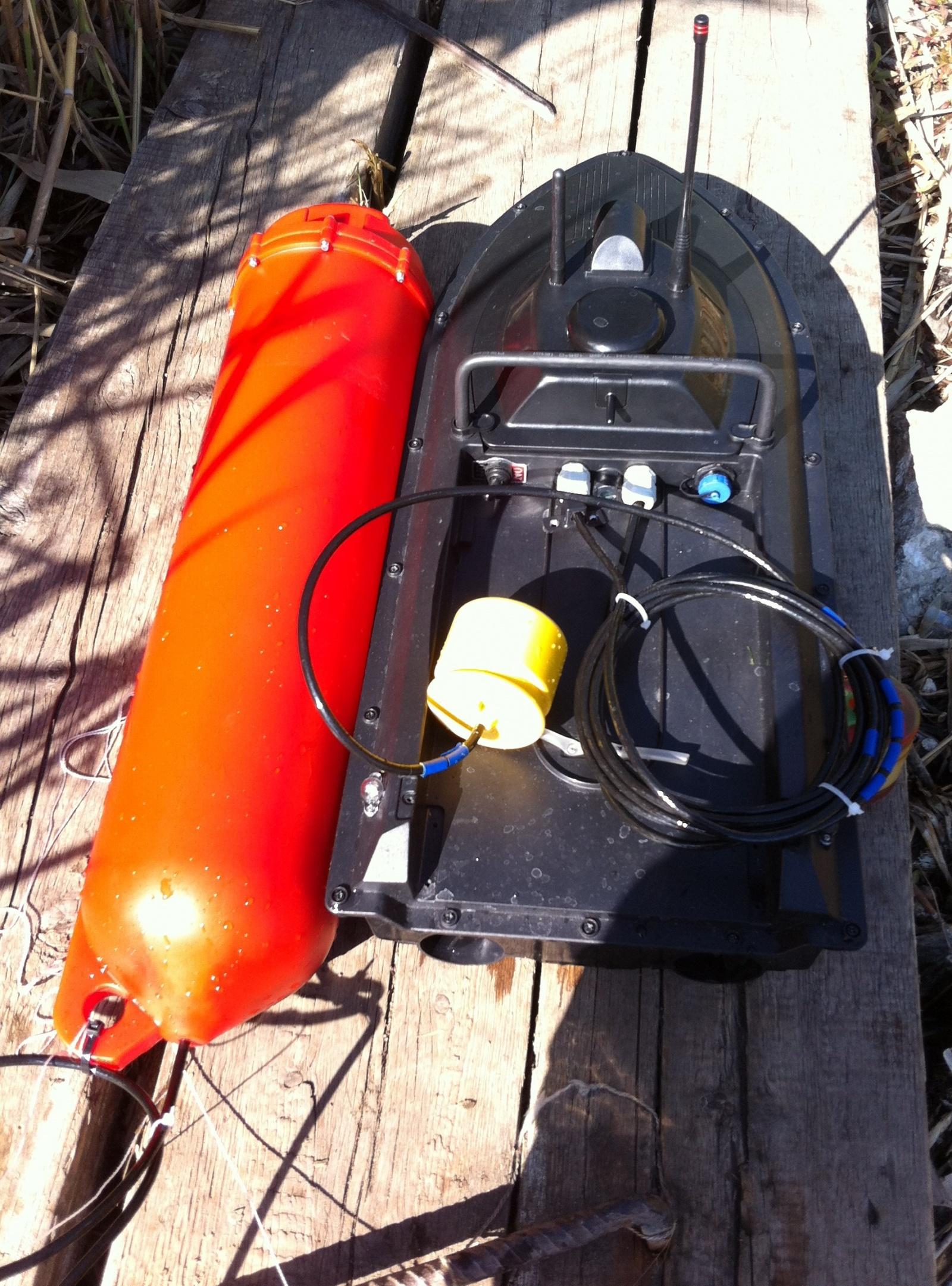 Подводный GPS: продолжение - 7