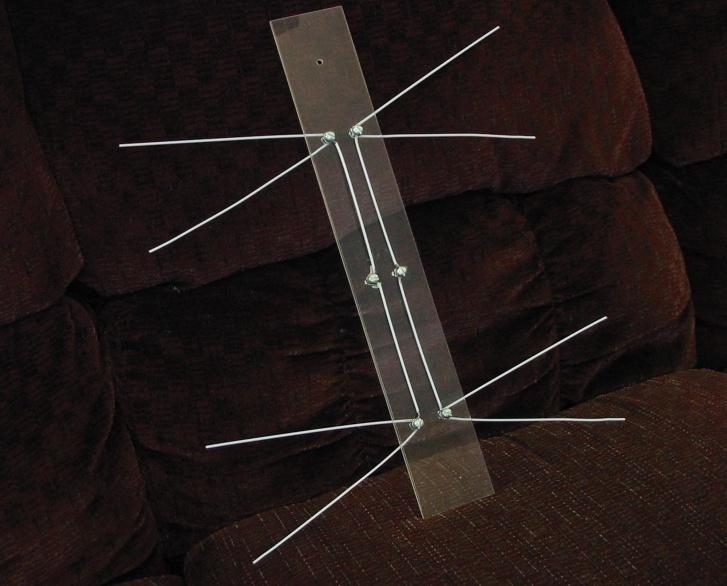 Теория конусных антенн BowTie - 48