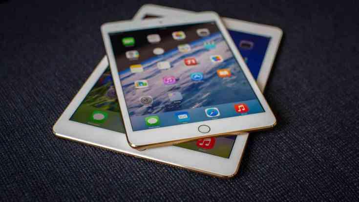 Планшет iPad mini 4 станет последним в своём роде