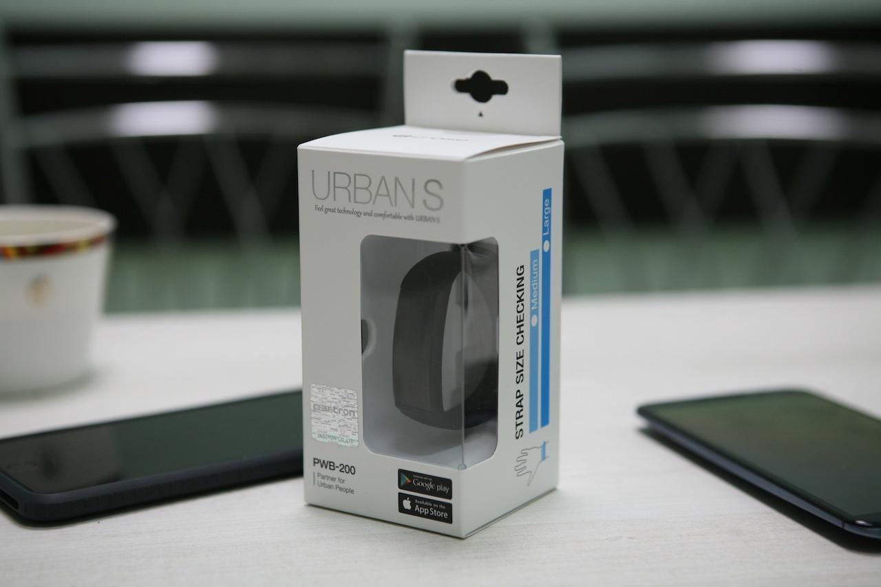 Croise Urban S: городской спортивный пульсометр - 15