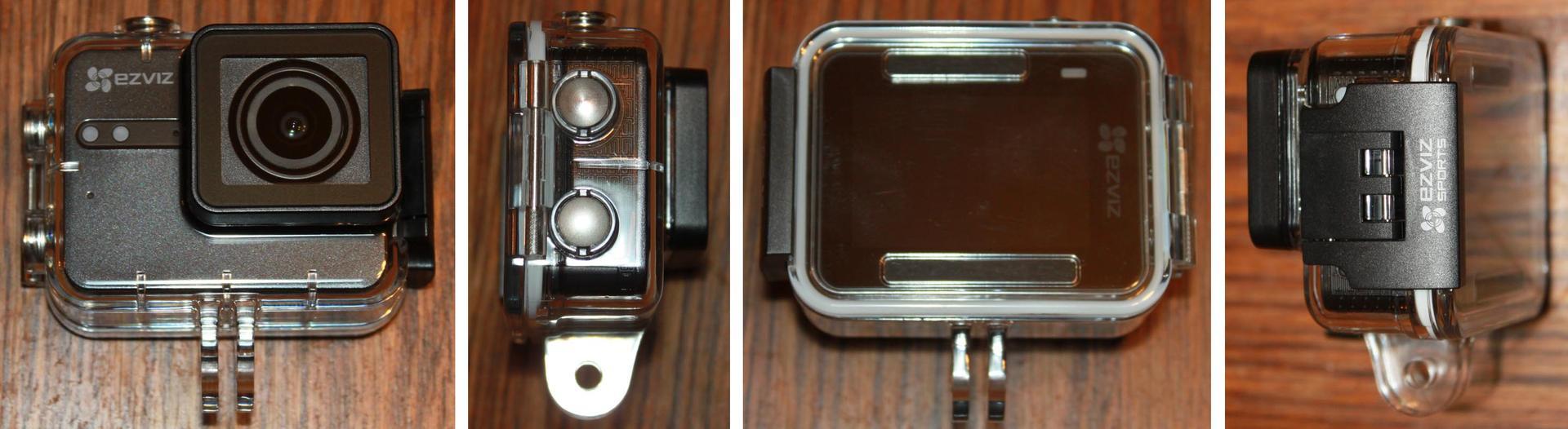 Ezviz S5 и S5+: экшн-камеры повышенной четкости - 10