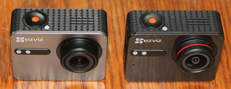 Ezviz S5 и S5+: экшн-камеры повышенной четкости - 2