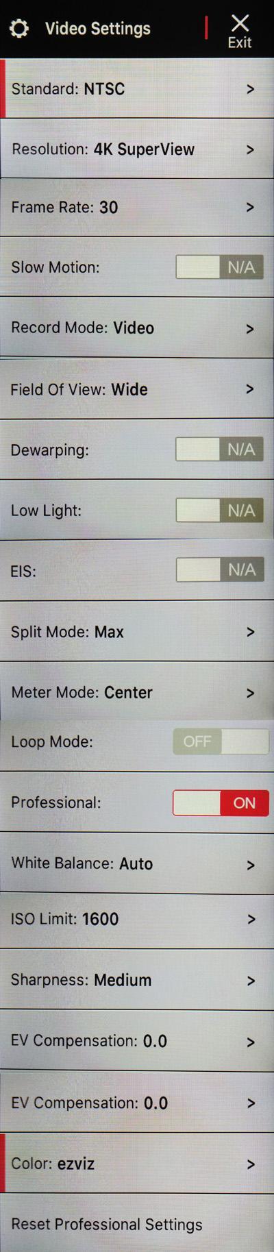 Ezviz S5 и S5+: экшн-камеры повышенной четкости - 20