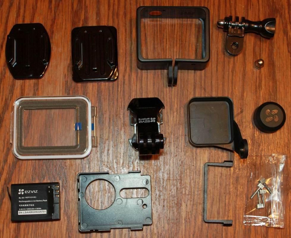 Ezviz S5 и S5+: экшн-камеры повышенной четкости - 9