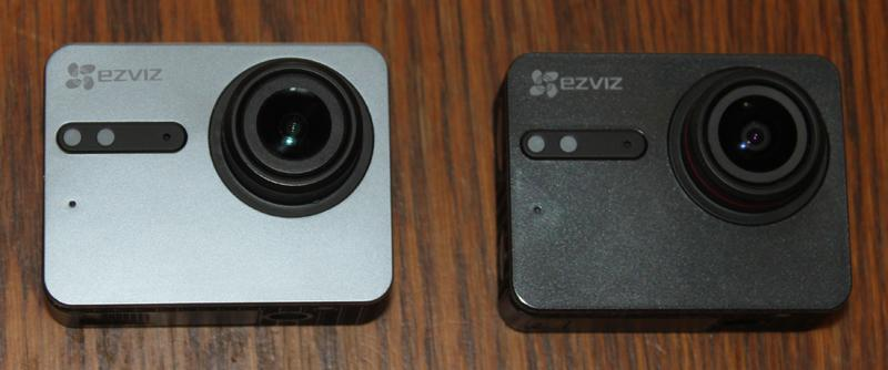 Ezviz S5 и S5+: экшн-камеры повышенной четкости - 1